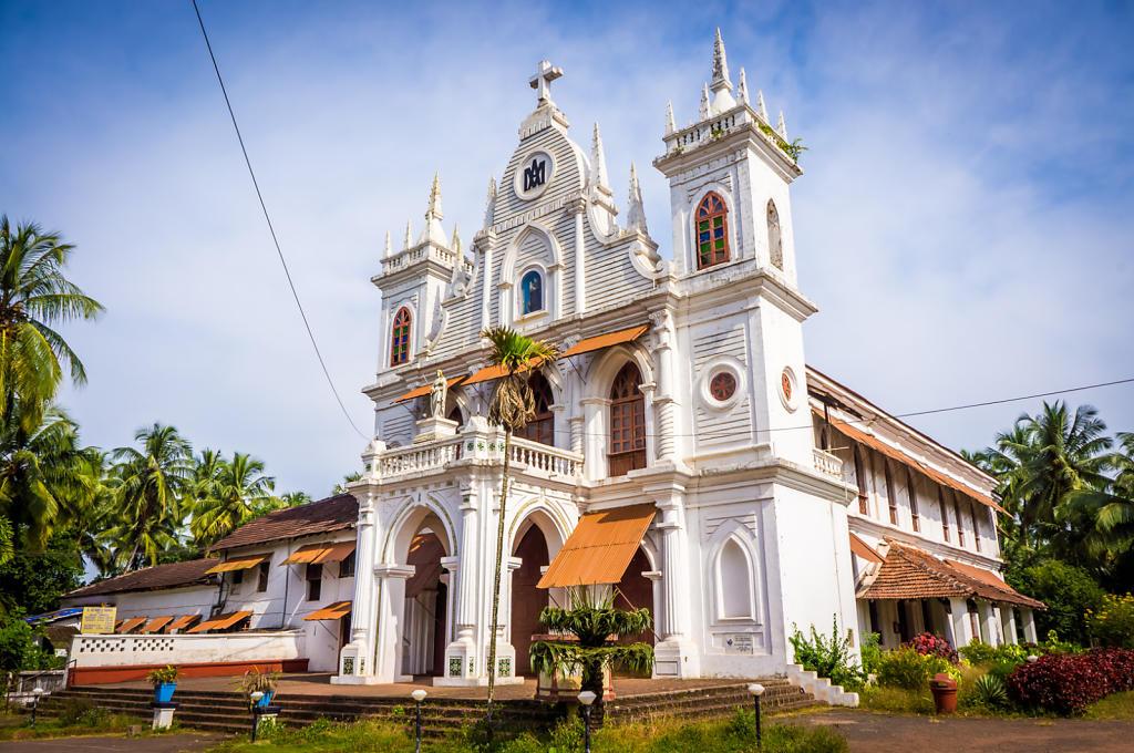 St Anthony Church, Siolim